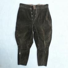 Vintage / 50's France / Corduroy Jopper Pants